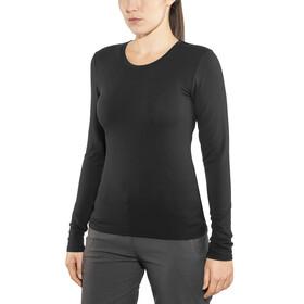 Craft Essential Warm Round-Neck LS Shirt Women black